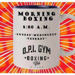 morining boxing