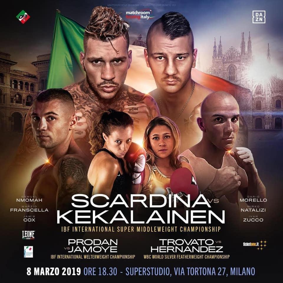 Opi Marzo Club Studio Super Gym Boxing 2019 Milano 8 Evento Ai BdCxoe