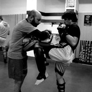 thai boxe